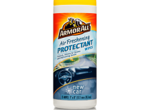 ARMOR ALL PROTECTANT WIPES NEW CAR 6/25CT