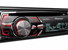 PIONEER DEHX-8550BT CD/AM-FM/WMA/MP3/WAV/USB/AUX/BLUETOOTH