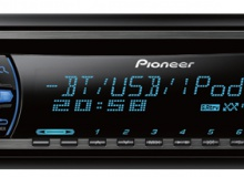 PIONEER DEHX-6650BT CD/AM/FM/WMA/MP3/WAV/USB/AUX/BLUETOOTH