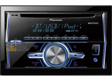 PIONEER FHX-755BT 2 DIN/TUNER/USB/AUX/IPOD/IPHONE/BLUETOUTH