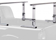 THULE XSPORTER PRO MULTI-HEIGHT ALUMINIUM TRUCK RACK #500
